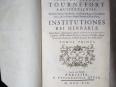 (BOTANIQUE)TOURNEFORT.  INSTITUTIONES REI HERBARIAE. 1719, Livres rares (1ère édition, livres illustrés, tirages limités), Livres | Puces Privées